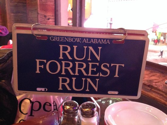 forrest gump review new york times
