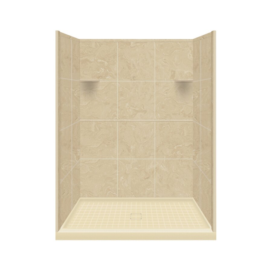 solid surface shower walls reviews