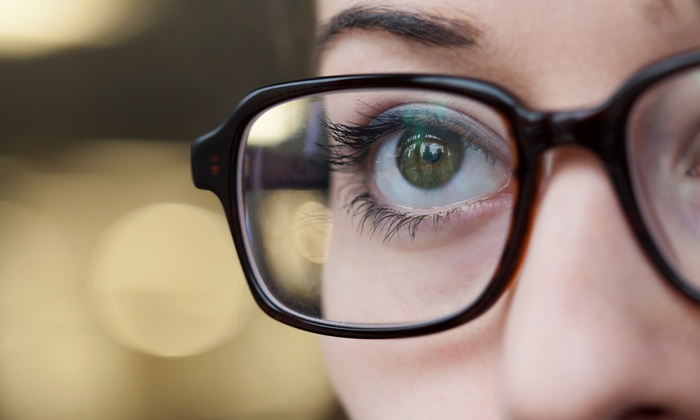 1800 contacts eye exam review