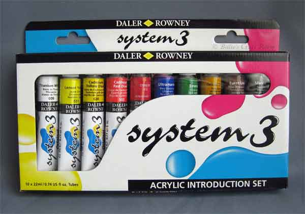 daler rowney oil paint review