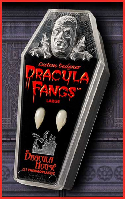 custom designer dracula fangs reviews