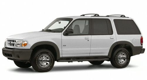 2000 ford explorer xls reviews