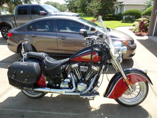 2003 indian chief roadmaster reviews