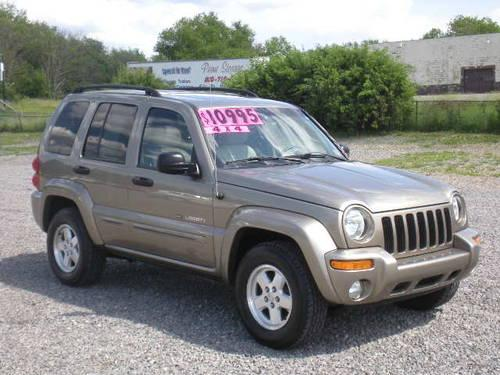 2003 jeep liberty limited reviews