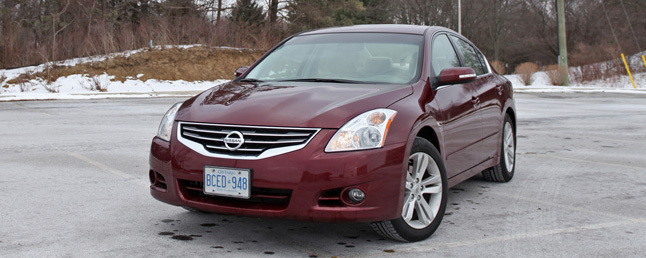 2010 nissan altima coupe 3.5 review
