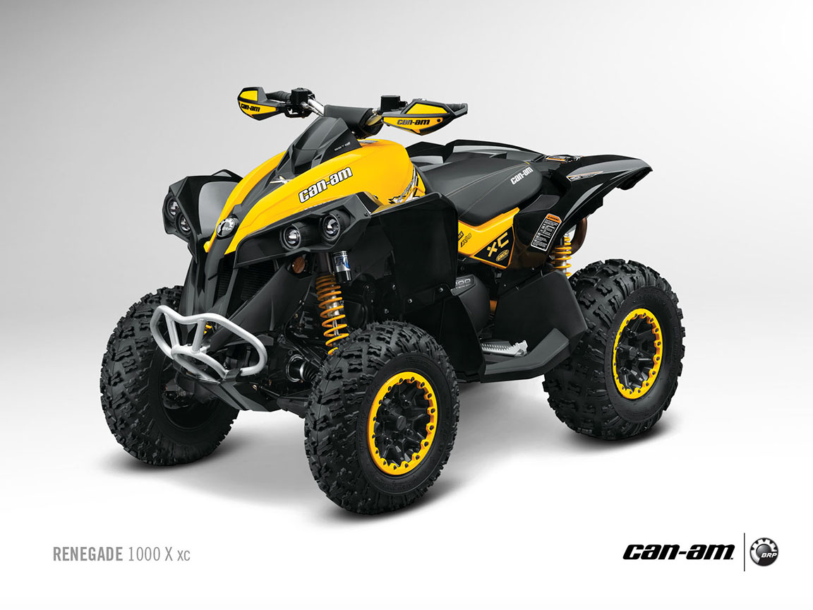 2013 can am renegade 1000 review