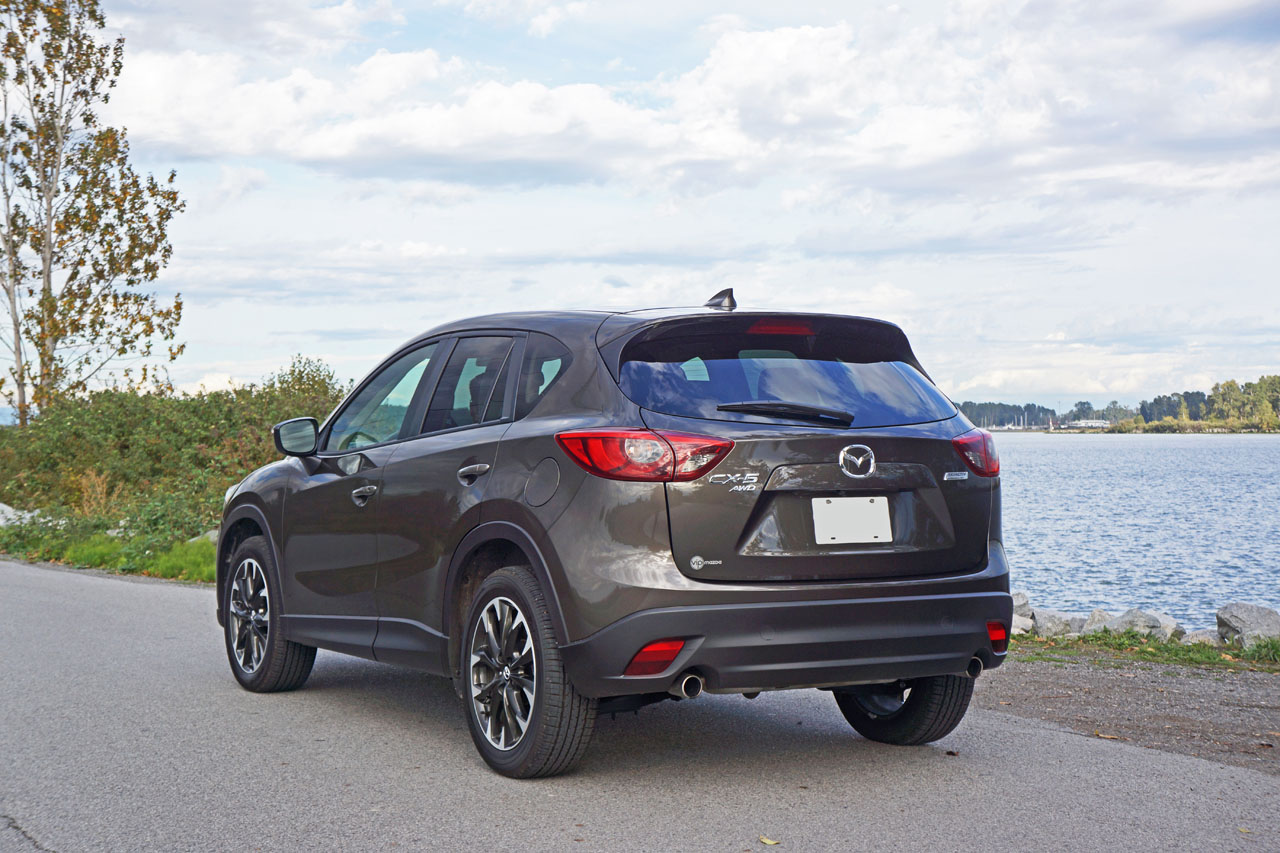 2016 mazda cx 5 gs awd review