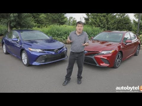 2018 camry test drive review
