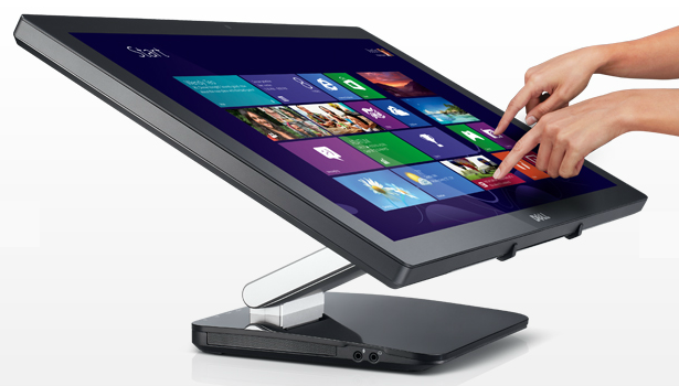 dell xps touch screen review