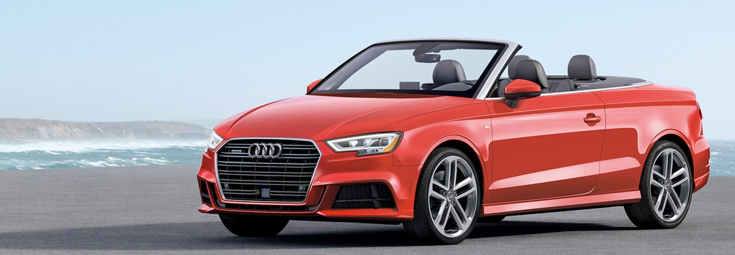 audi a3 convertible review 2018