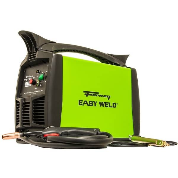 chicago electric flux 125 welder review