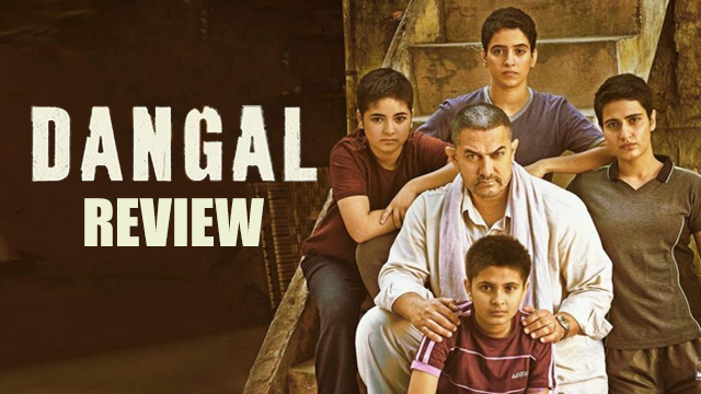 film review of dangal in english