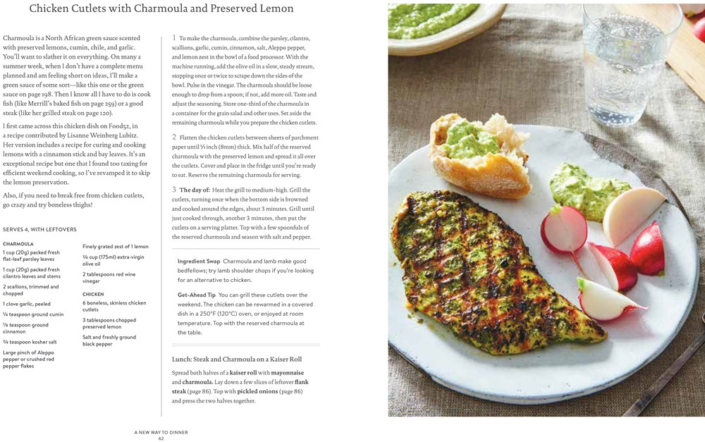 food52 a new way to dinner review