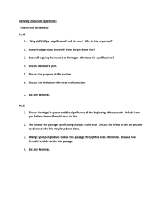 beowulf review and assess answers