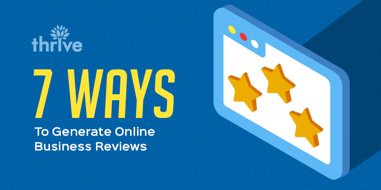 how to generate online reviews