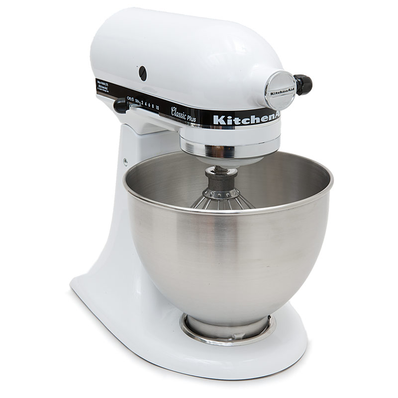 kitchenaid classic plus stand mixer review