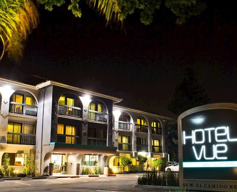 hotel vue mountain view reviews