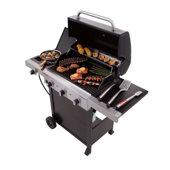 char broil performance tru infrared 450 review