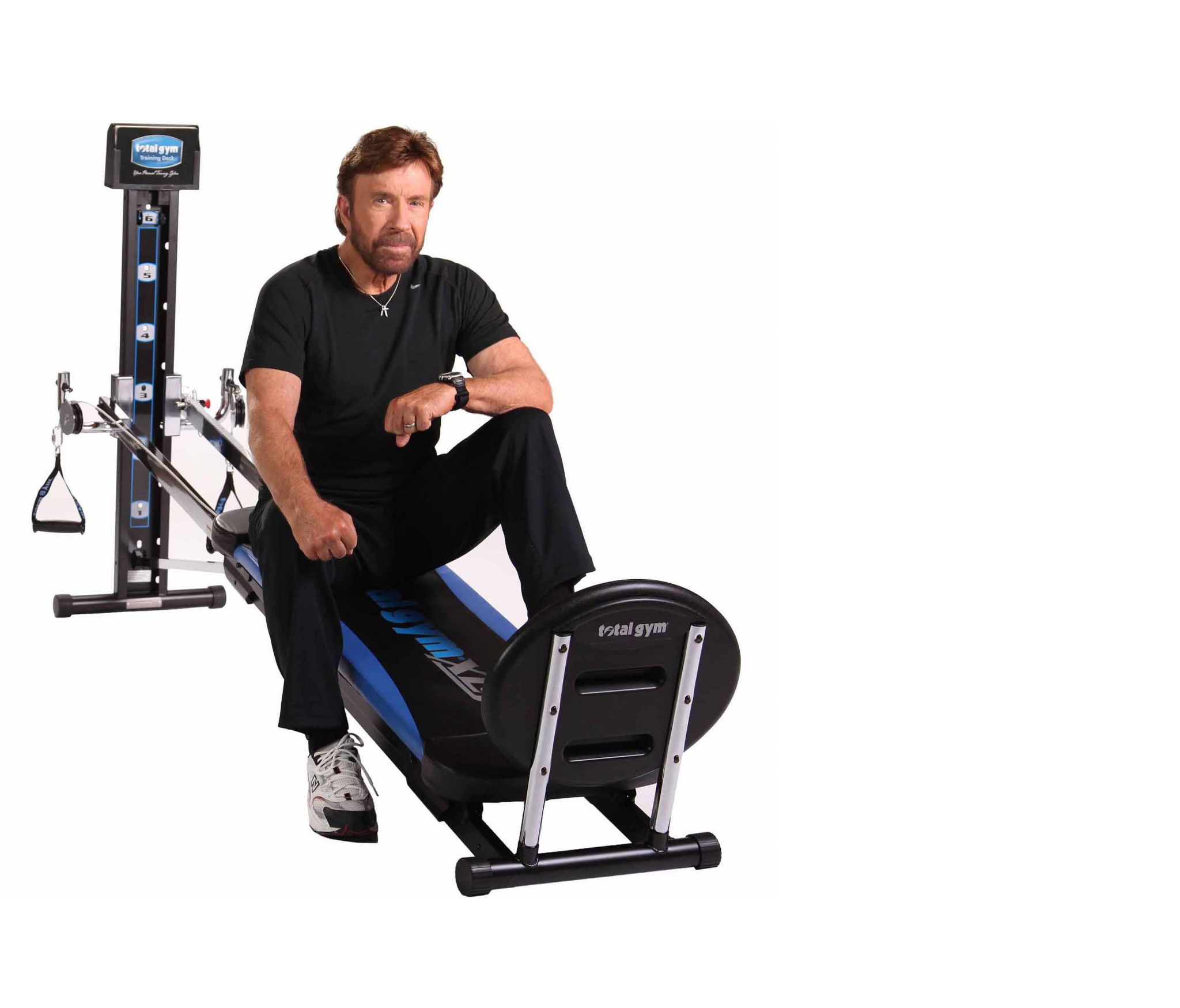 chuck norris workout total gym reviews
