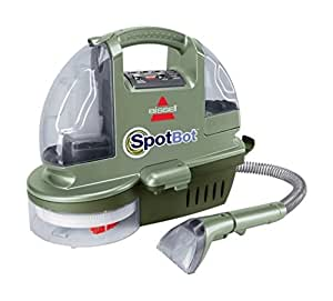 bissell portable carpet cleaner reviews