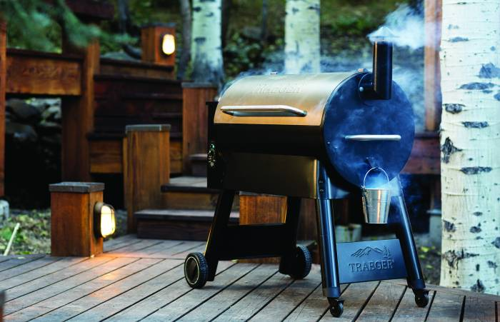 traeger pro series 34 review