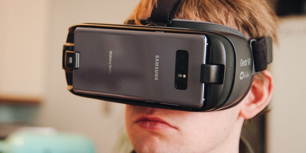 cell phone vr headset reviews