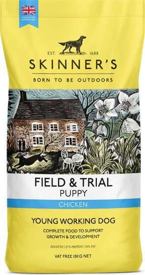 field and trial dog food review