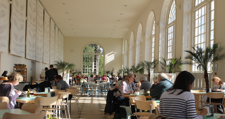 afternoon tea kew gardens review