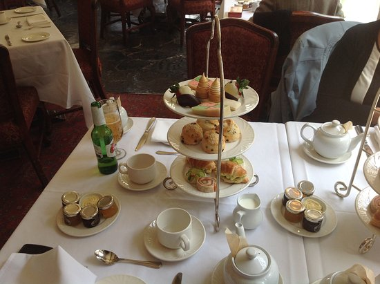 afternoon tea old mill review