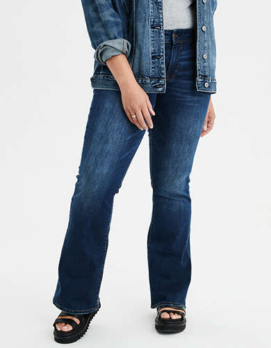american eagle kick boot jeans review