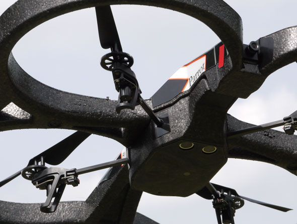 ar drone 2.0 review