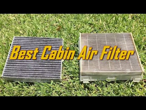 best auto air filter review