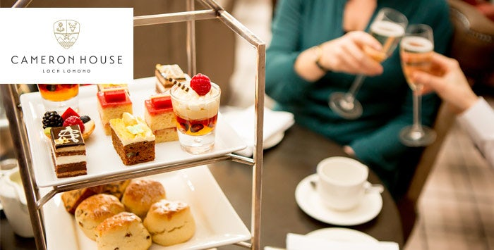cameron house afternoon tea review