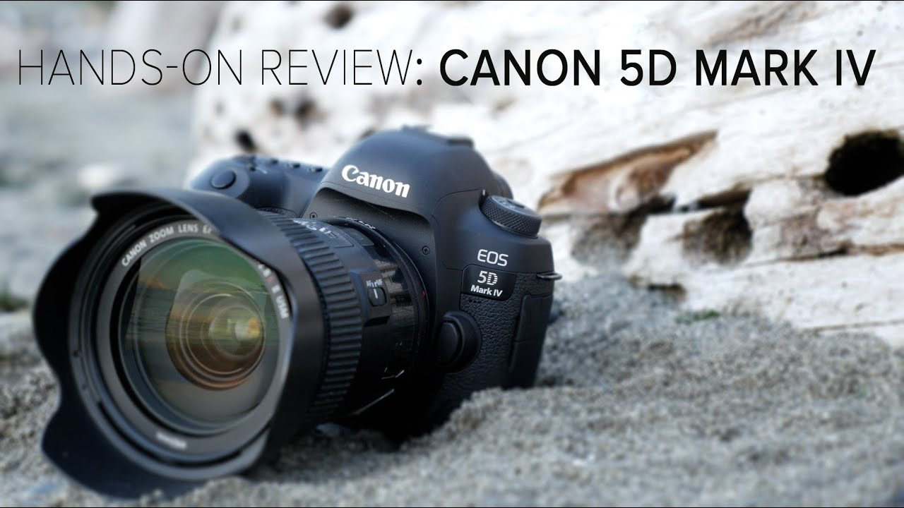 canon 5d mark ii review video