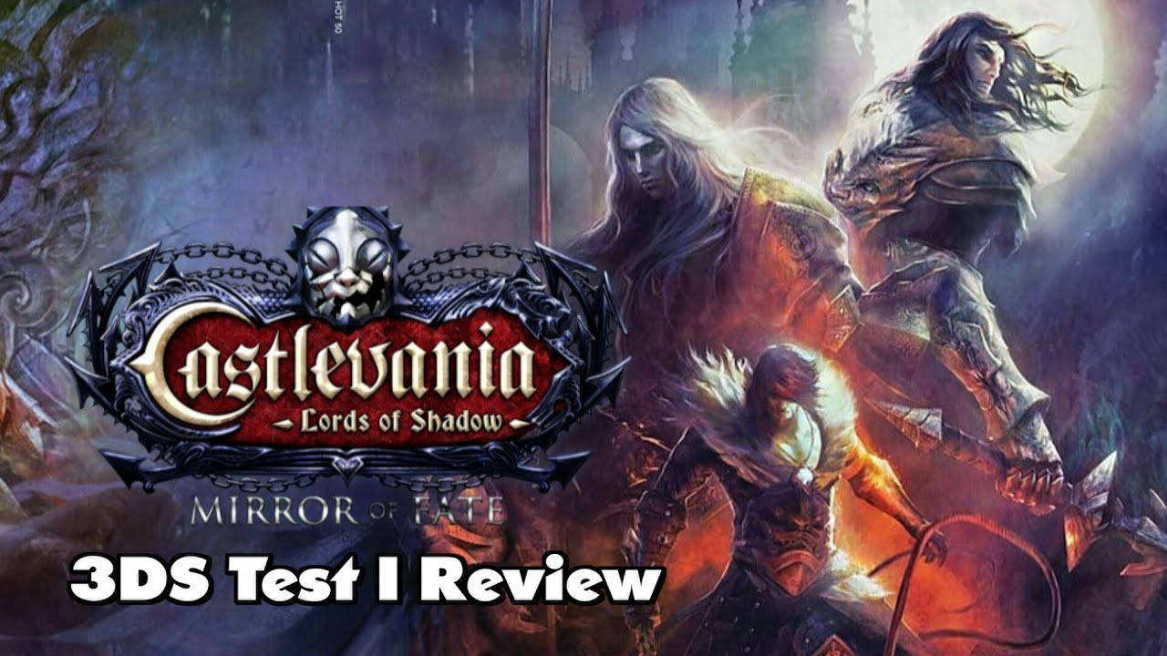 castlevania lords of shadow review