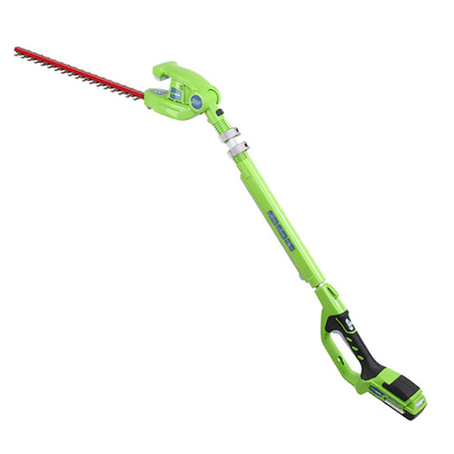 cordless long reach hedge trimmer reviews