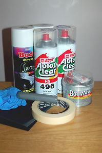 car paint repair kit reviews