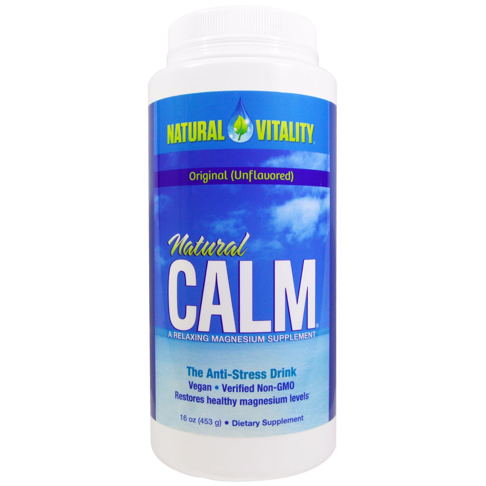 natural calm reviews for anxiety