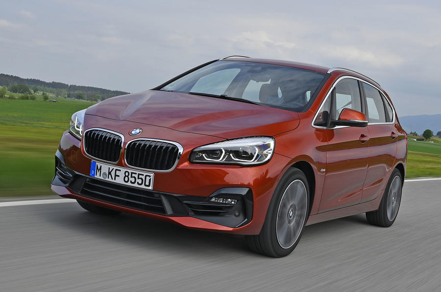 2 series active tourer review