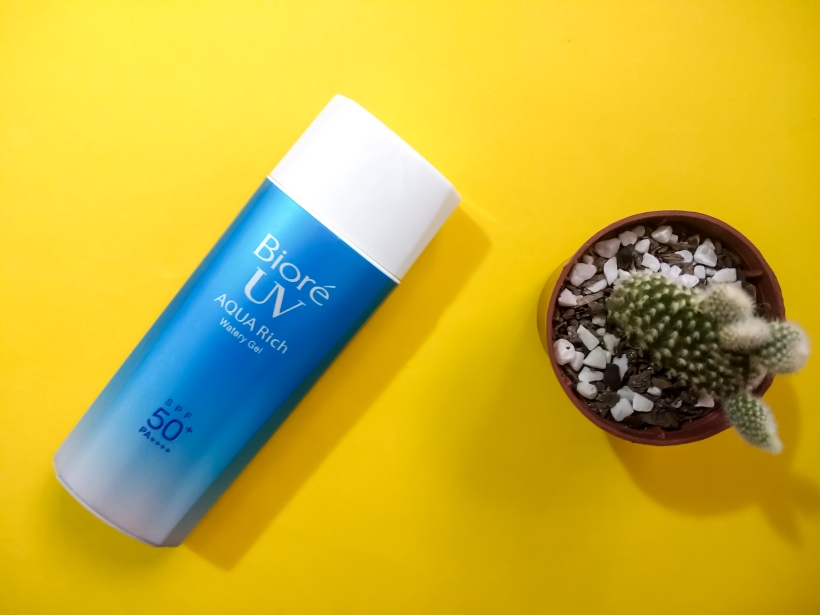 biore watery gel 2017 review