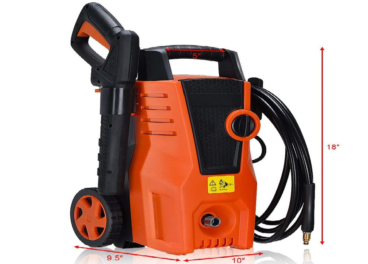 electric power washer reviews 2012