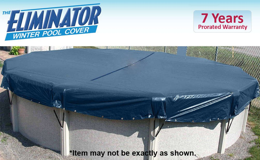 eliminator winter pool cover reviews