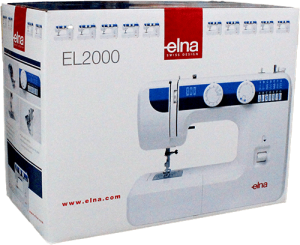 elna 2000 sewing machine review