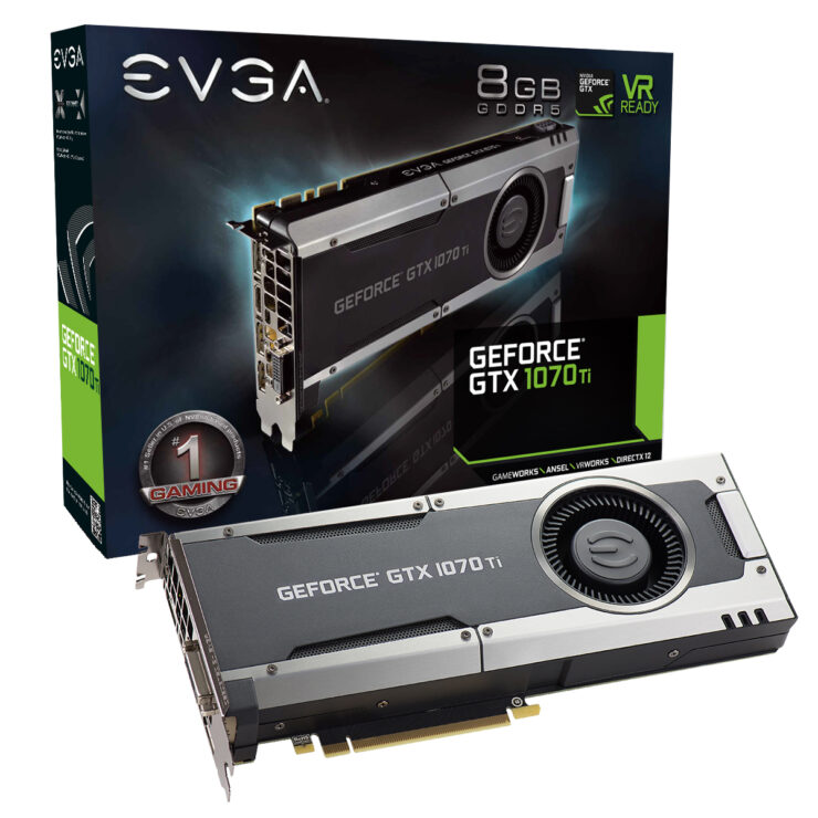 evga geforce gtx 1070 hybrid gaming review