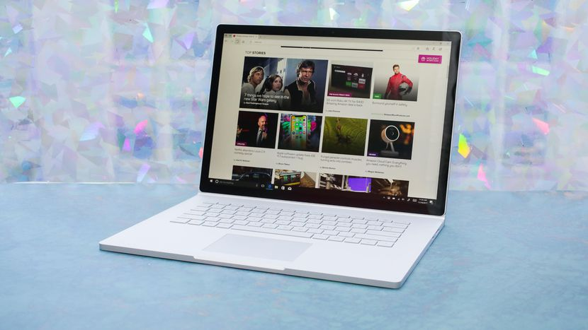 surface book 2 review cnet