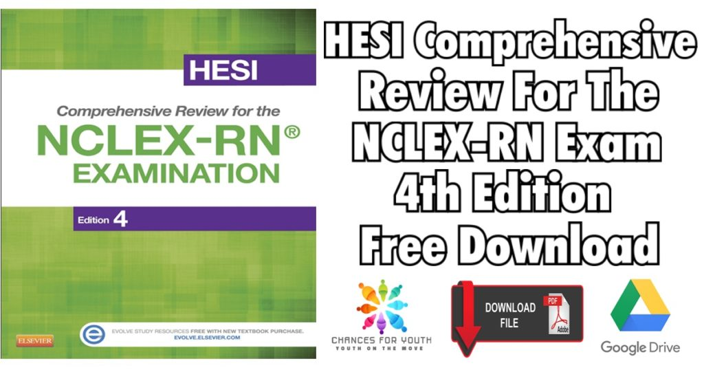 hesi comprehensive review for the nclex rn examination pdf