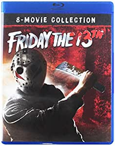 friday the 13th the ultimate collection blu ray review