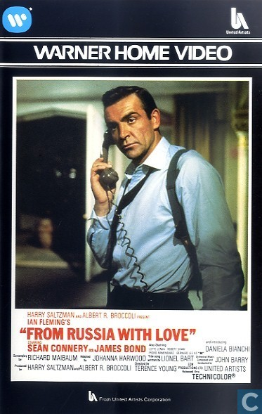 from russia with love blu ray review