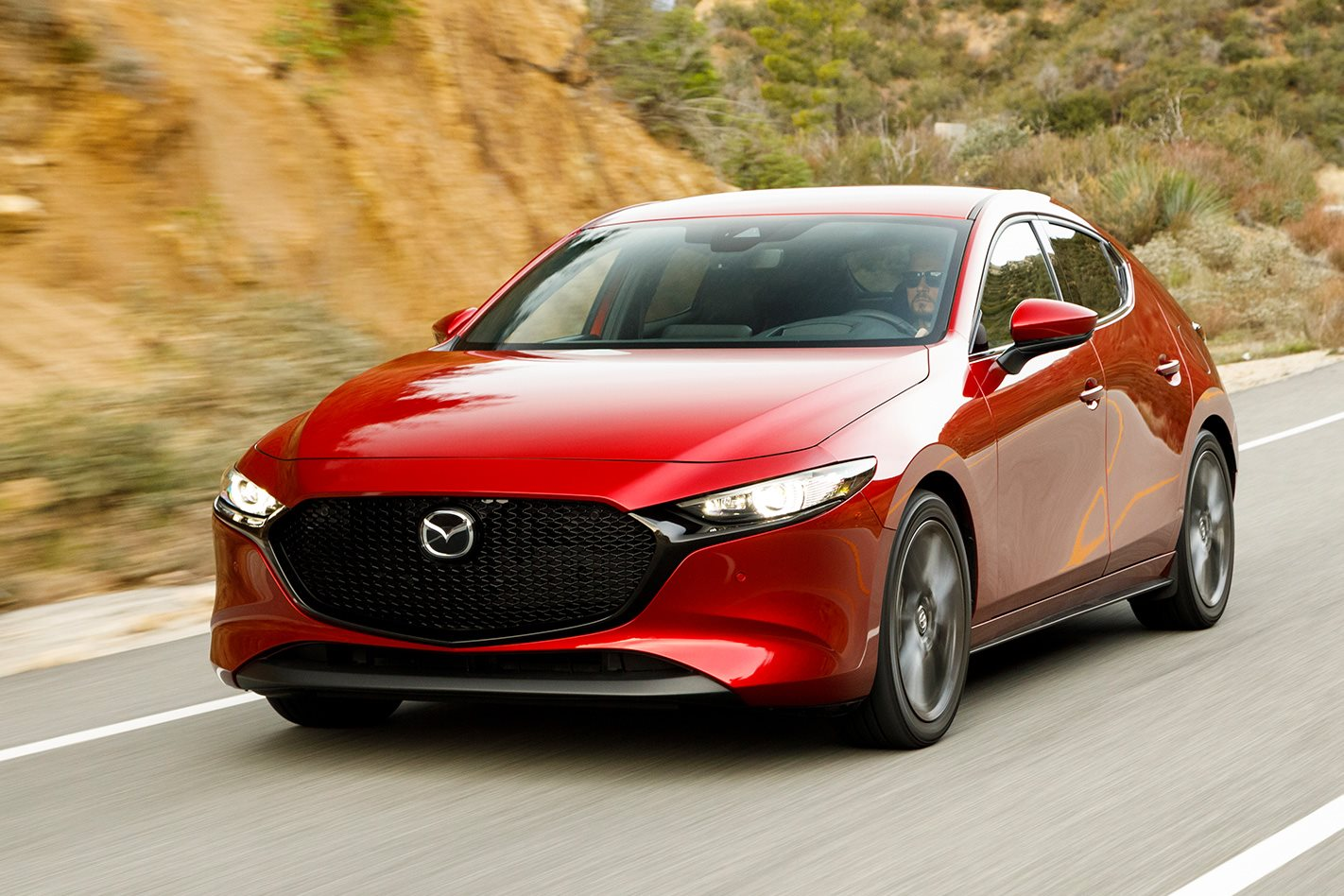 mazda 3 sport gs 2018 review